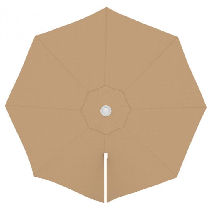 Poszycie parasola na wysięgniku parapenda, okrągłe, 3,5 m
