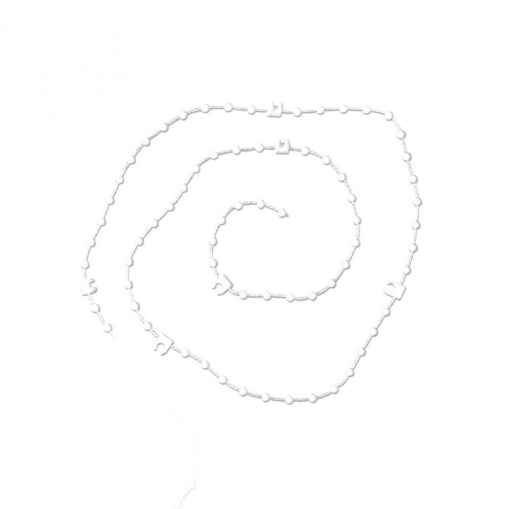 Łańcuszek dolny do żaluzji pionowych, dł. 5m