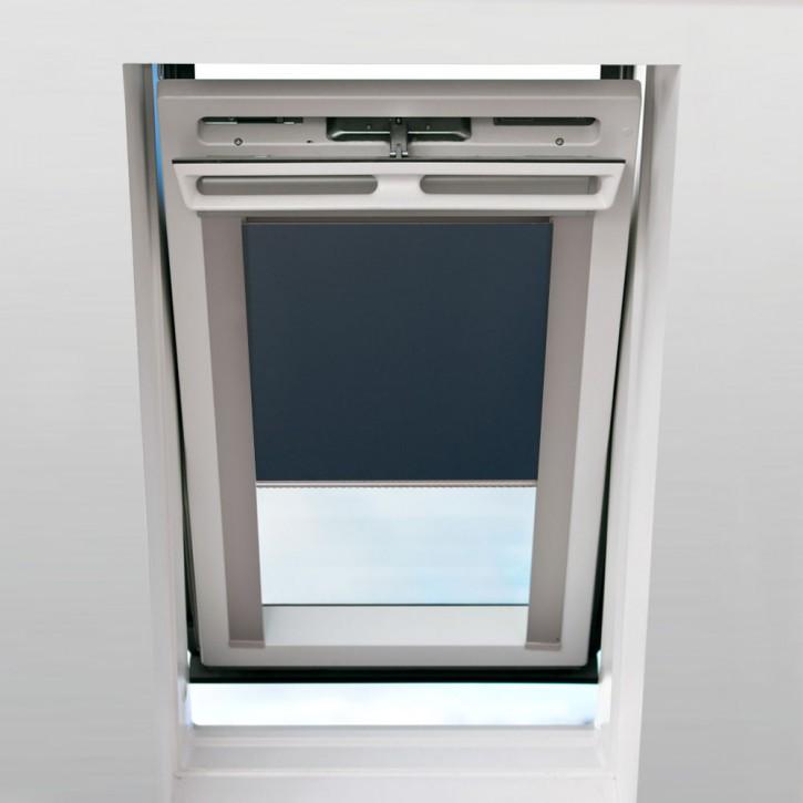 Roleta dachowa pasująca do okien dachowych marki VELUX ®, Zaciemniająca