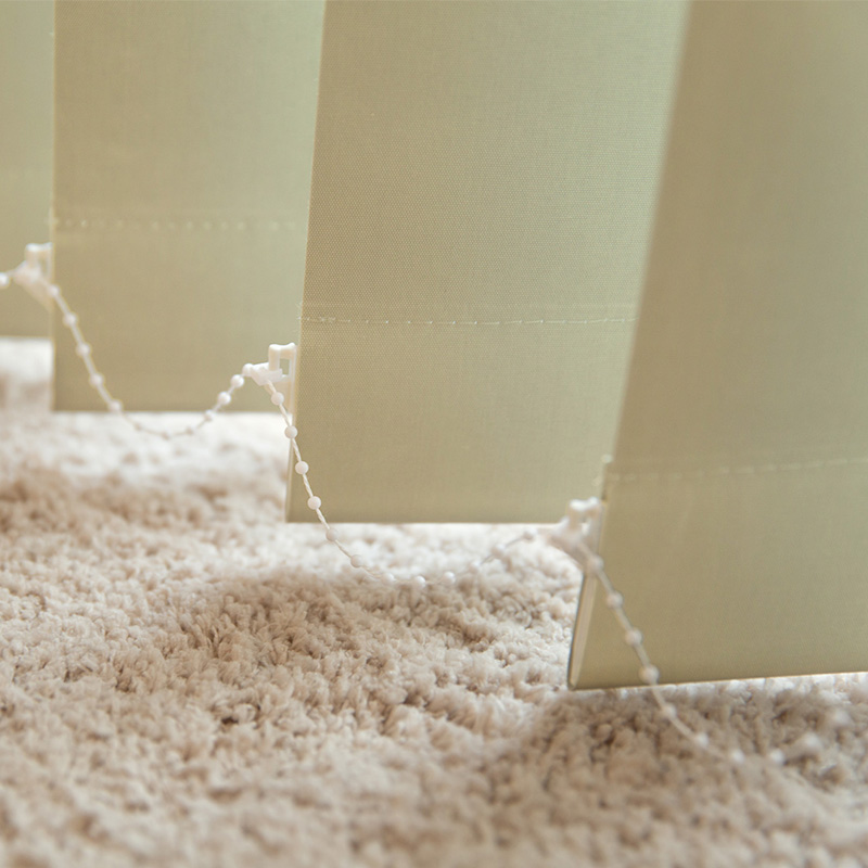 Przyciemniające lamele do żaluzji pionowych Victoria-M, Beżowy