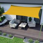 Podgląd: Żagiel przeciwsłoneczny, prostokątny, z tkaniny wodoodpornej, Promocja
