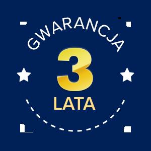 Gwarancja 3 lata