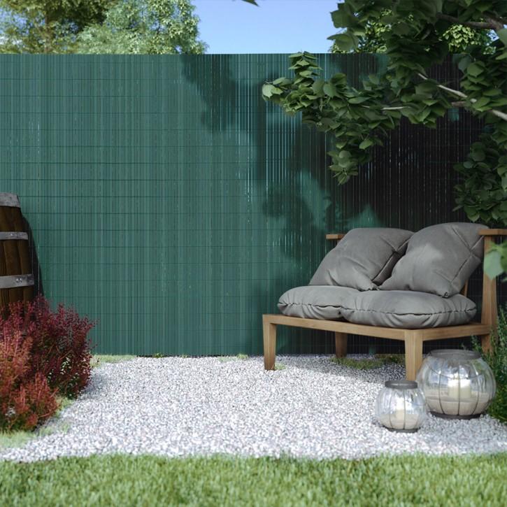 Płotek ogrodowy PVC Premium, szer. listwy 17 mm