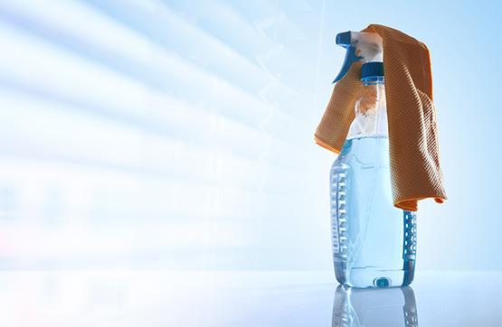 Środki czyszczące do żaluzji