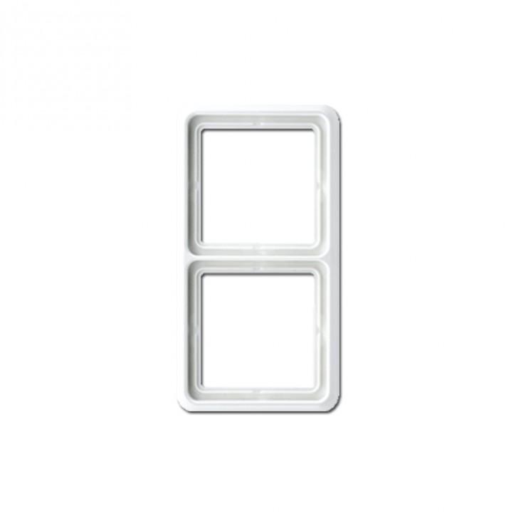 Podwójna ramka na włącznik Jung CD 500 (CD 582 WW) Promocja