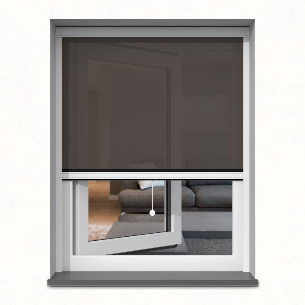 Roleta okienna screen, W kasecie, Na wymiar, Kora