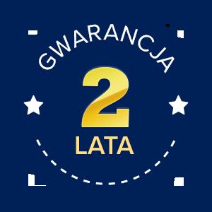 Gwarancja 2 lata